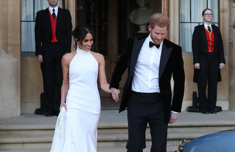 Meghan Markle Prince Harry second wedding dress Stella McCartney royal wedding 4 cropped.jpg